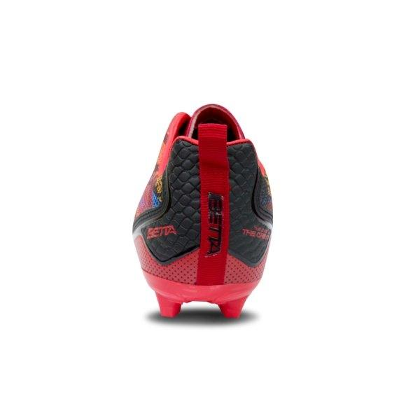 รองเท้าฟุตบอลแกรนด์สปอร์ต รุ่น เบ็ทต้า (สีแดง) รหัสสินค้า : 333092
