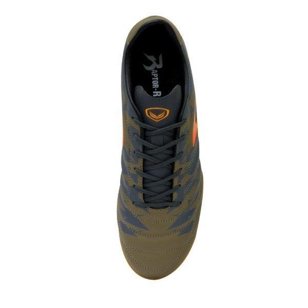 รองเท้าฟุตซอลรุ่น RAPT0R R Kid รหัส: 337019 (สีน้ำตาล)
