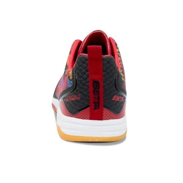 รองเท้าฟุตซอลแกรนด์สปอร์ต รุ่น BETTA (สีแดง) รหัส : 337016