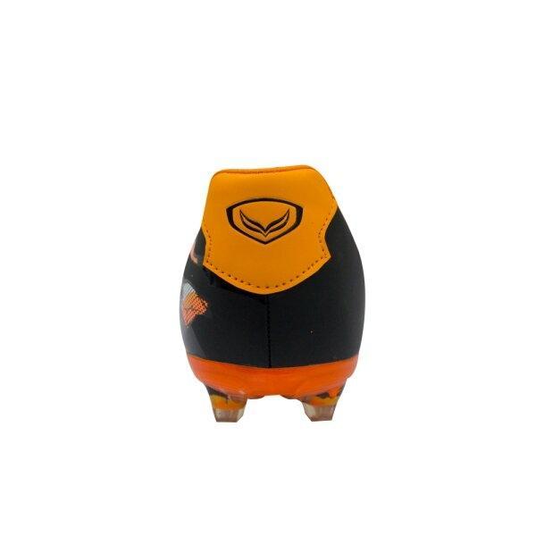 รองเท้าฟุตบอลรุ่น แบทเทิลบอล รหัส : 333106 (สีส้มดำ)