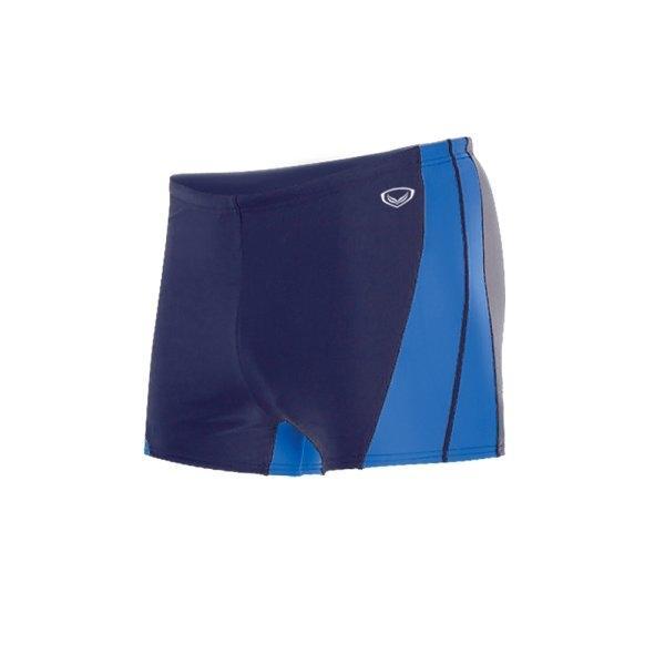 กางเกงว่ายน้ำชายขาสั้น (สีกรมฟ้า) รหัส : 342192
