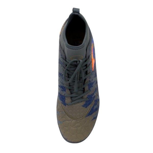 รองเท้าร้อยปุ่ม รุ่น RAPTOR รหัส: 333094 (สีน้ำตาล)