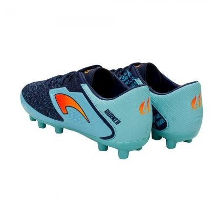 รองเท้าฟุตบอลเด็ก รุ่นเบิร์นเนอร์4(สีกรม) รหัส:333088