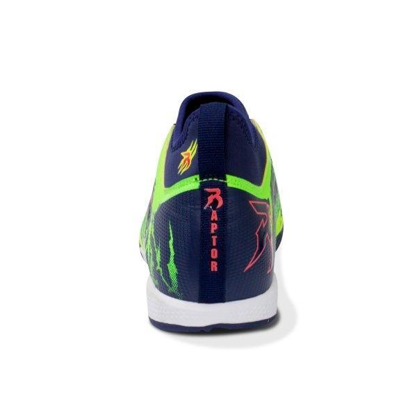 รองเท้าร้อยปุ่ม รุ่น RAPTOR รหัส: 333094 (สีเขียว)