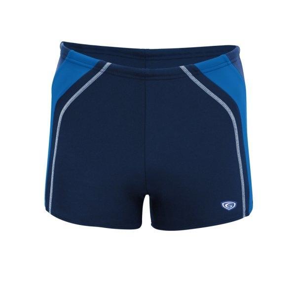 กางเกงว่ายน้ำชายขาสั้น (สีกรม) : 342190