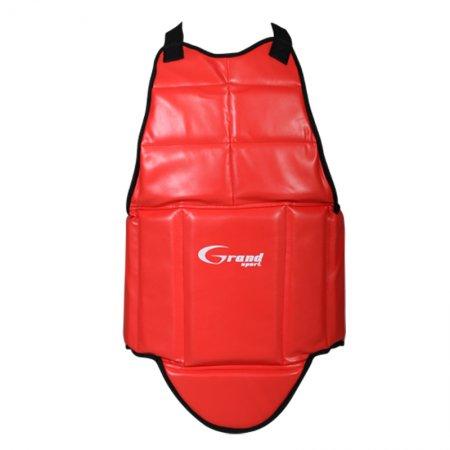 เสื้อป้องกันลำตัว มวยGS(สีแดง) รหัส :373702