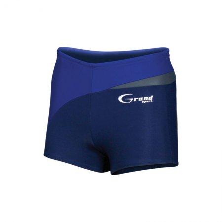 แกรนด์สปอร์ตกางเกงว่ายน้ำขาสั้น(สีกรม) รหัส : 342197