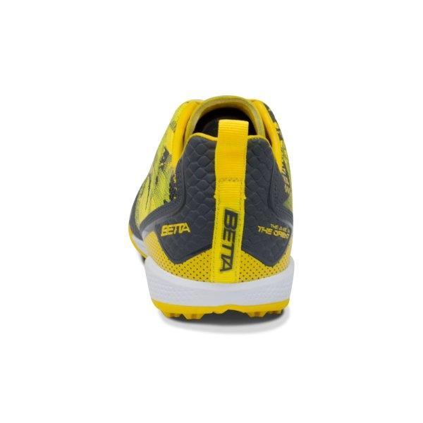 รองเท้าฟุตบอลร้อยปุ่มแกรนด์สปอร์ต รุ่น BETTA (สีเหลือง) รหัส : 333093