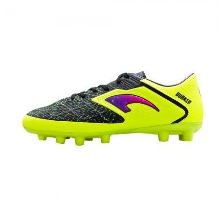 รองเท้าฟุตบอล เบิร์นเนอร์ 4(สีดำ) รหัส :333086