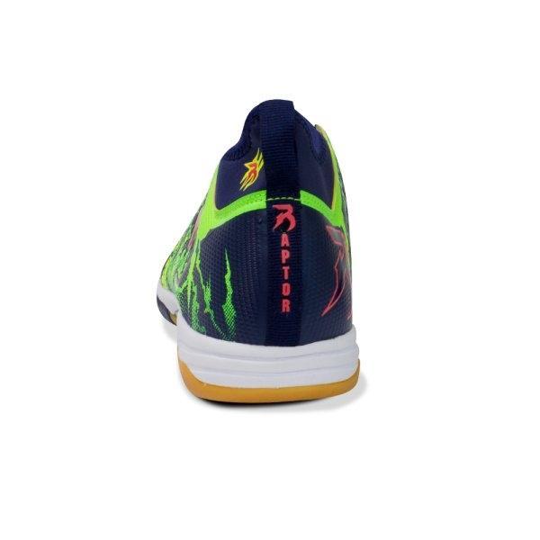 รองเท้าฟุตซอลรุ่น RAPTOR รหัส: 337018 (สีเขียว)