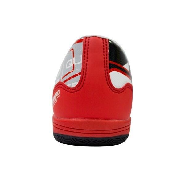 GSรองเท้าฟุตซอลPRIMERO MUNDO-R รหัส : 337023 (สีขาว)