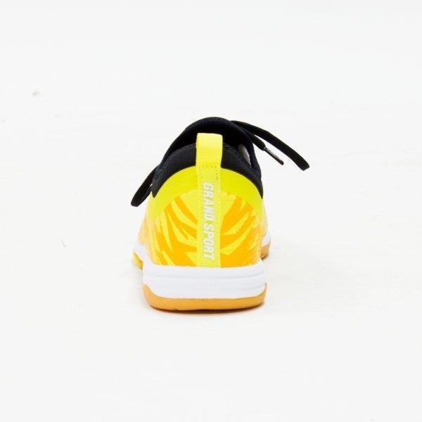 รองเท้าฟุตซอลแกรนด์สปอร์ต รุ่น Hitman รหัส :337014 (เหลือง)