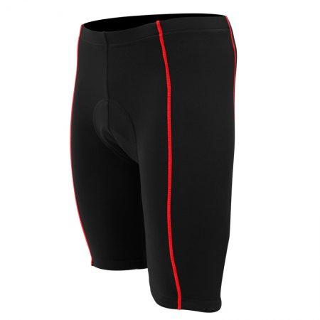กางเกงจักรยานขาสั้น รหัส:366052 (สีดำแดง)