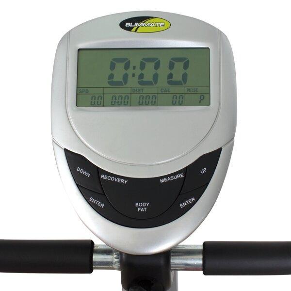 จักรยานนั่งปั่นแม่เหล็ก Slimmate  รุ่นSM8601UN+พรม รหัส: 321149+03921001