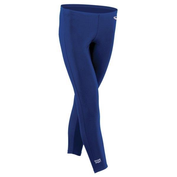 แกรนด์สปอร์ต กางเกงว่ายน้ำหญิงขาห้าส่วน รหัส :342212 (สีกรม)