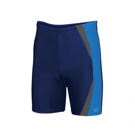 กางเกงว่ายน้ำขา 3 ส่วน (สีกรม) รหัส:342198