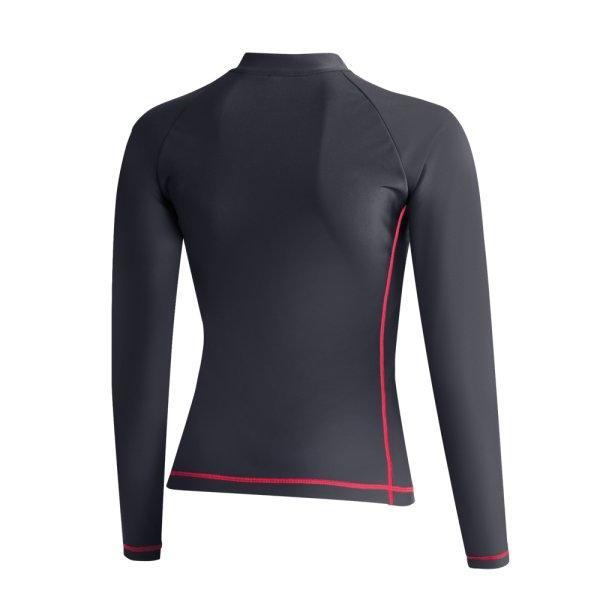 แกรนด์สปอร์ต เสื้อว่ายน้ำหญิงแขนยาว รหัส: 342666 (สีดำ)