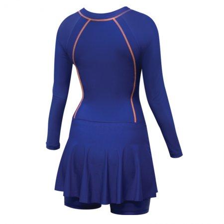 ชุดว่ายน้ำหญิงแบบกางเกง แขนยาว รหัสสินค้า : 342659