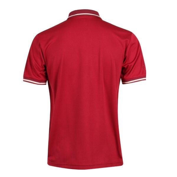 เสื้อคอปก ไทยลีก แบทเทิลบอล มังกร รหัส :333309 (สีแดง)