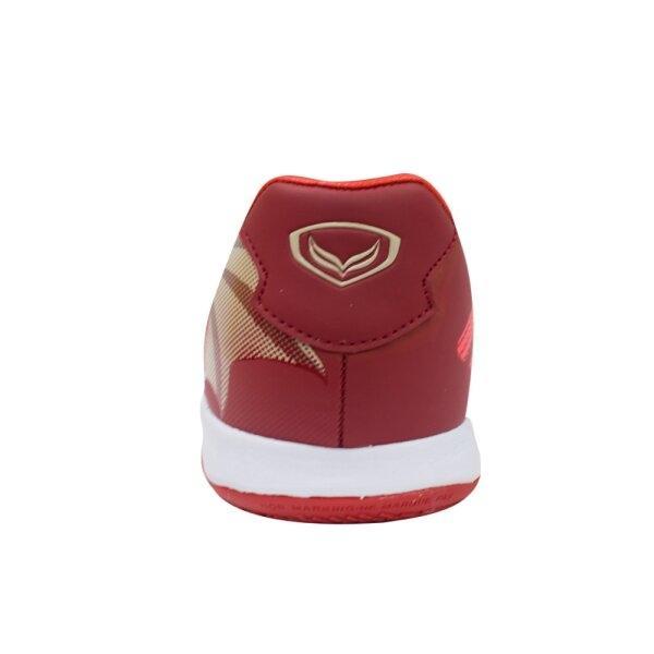รองเท้าฟุตซอลรุ่นแบทเทิล รหัส : 337026 (สีแดง)
