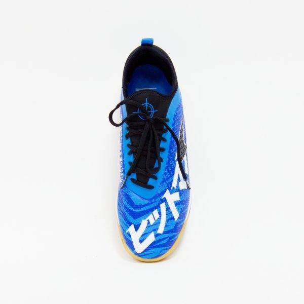 รองเท้าฟุตซอลแกรนด์สปอร์ต รุ่น Hitman รหัส :337014 (สีน้ำเงิน)