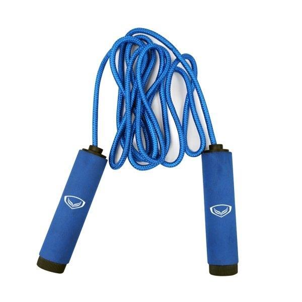 GS เชือกกระโดด สายเชือก รหัส : 377067 (สีฟ้า)