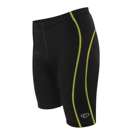 กางเกงจักรยาน รหัส:342989 (สีดำเหลือง)