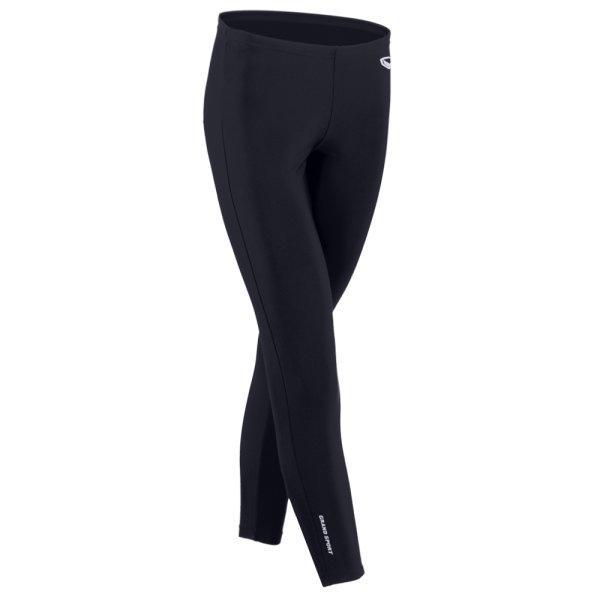 กางเกงว่ายน้ำหญิงขาห้าส่วน สีล้วน รหัสสินค้า : 342677 (สีดำ)