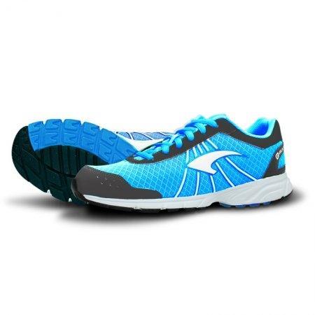 รองเท้ารันนิ่ง G.Running (สีฟ้าเทา) รหัส :370028