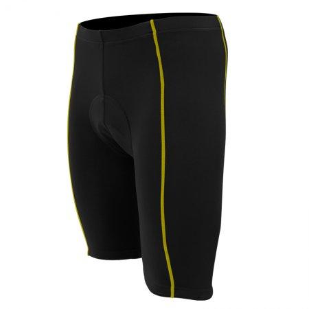 กางเกงจักรยานขาสั้น รหัส:366052 (สีดำเหลือง)
