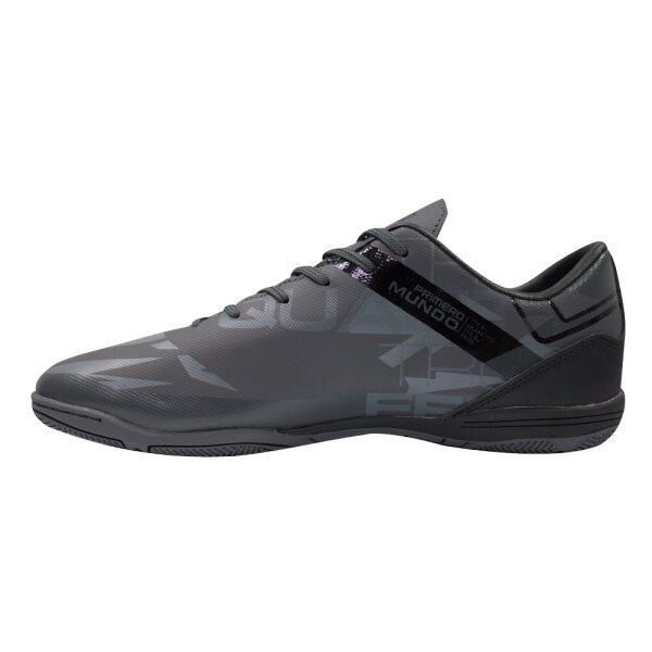GSรองเท้าฟุตซอลPRIMERO MUNDO-Rรหัส : 337023 (สีดำ)