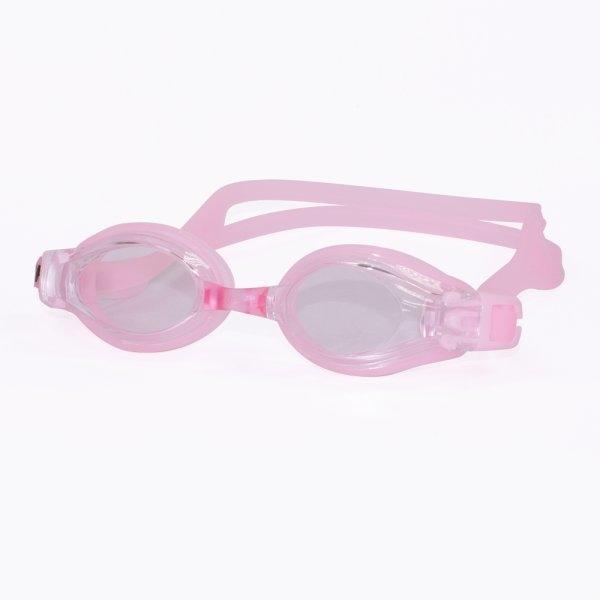 แว่นตาว่ายน้ำเด็ก (สีชมพู) รหัส : 343396