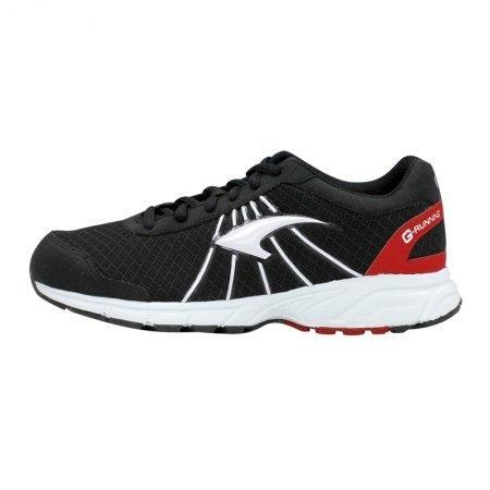 รองเท้ารันนิ่ง G.Running (สีดำ) รหัส :370028