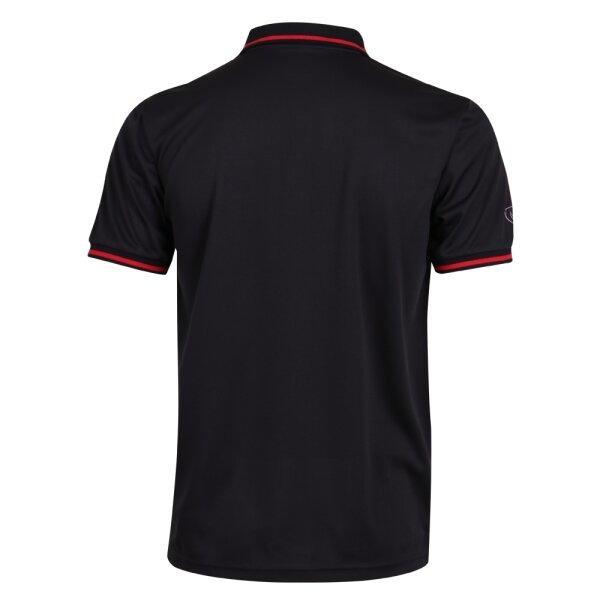 เสื้อคอปก ไทยลีก แบทเทิลบอล มังกร รหัส :333309 (สีดำ)