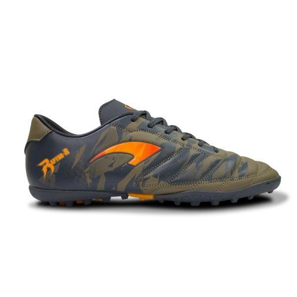 รองเท้าร้อยปุ่มรุ่น RAPTOR R  รหัส : 333099 (สีน้ำตาล)