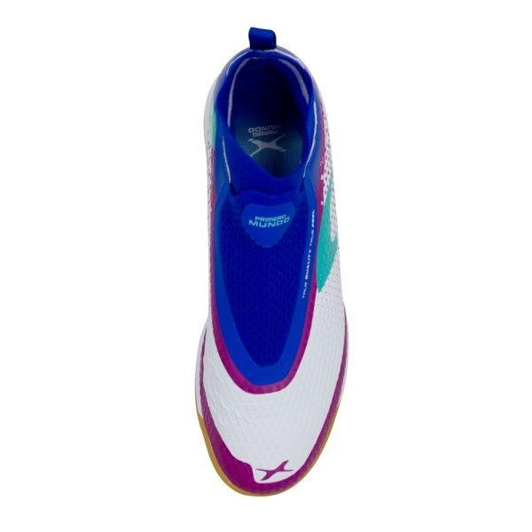 รองเท้าฟุตซอล รุ่น PRIMERO MUNDO รหัส :337015 (สีชมพู)