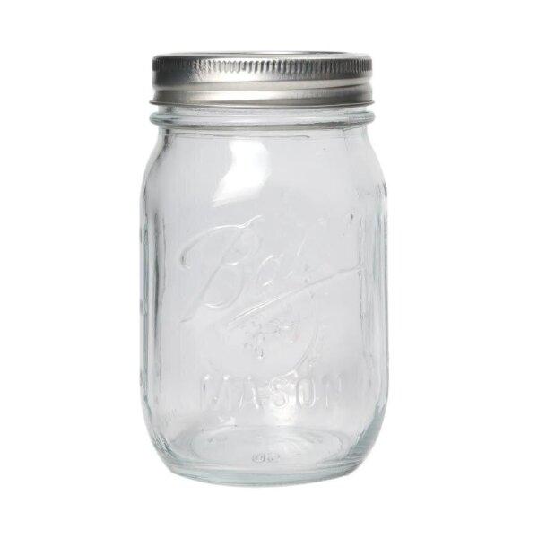 Ball Mason Jar จุ 16 ออนซ์