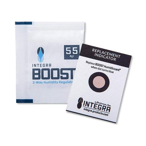 Integra Boost 55% humidity control 4 gram pack