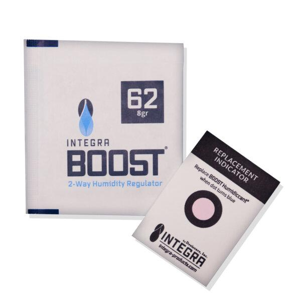 Integra Boost 62% humidity control 8 gram pack