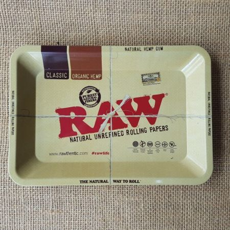 ถาด RAW Rolling Tray- CLASSIC - Mini 18.0 ซม. x 12.5 ซม.