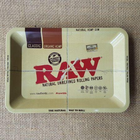 ถาด RAW Rolling Tray - Mini 18.0 ซม. x 12.5 ซม.