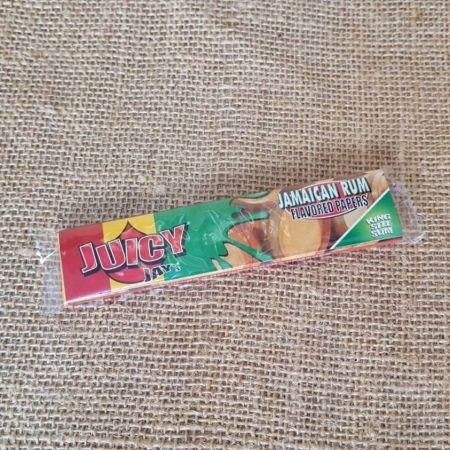 กระดาษมวน Juicy Jay Flavoured Papers - Jamaican Rum