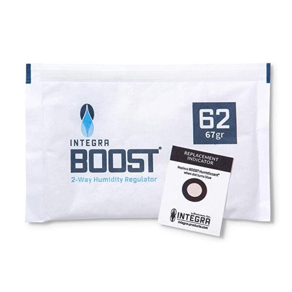 Integra Boost 62% humidity control 67 gram pack