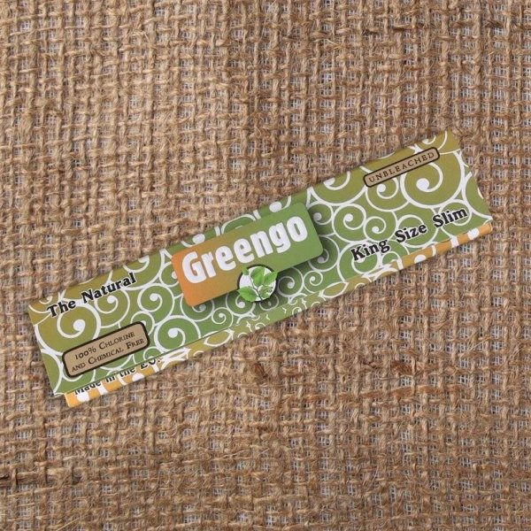 กระดาษมวน Greengo King Size Slim - 32 Leaves