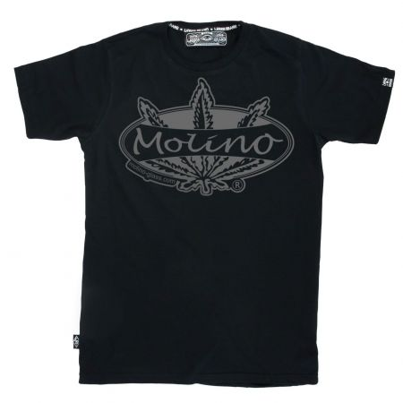เสื้อ Molino T-Shirt - Logo - Grey