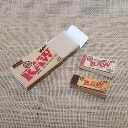 RAW 300 & Tips Set - Regular Price 230.00 THB