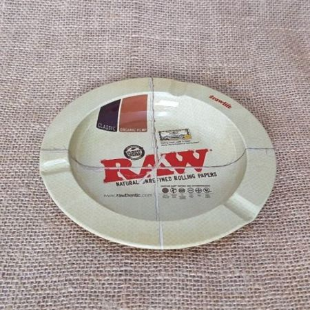 RAW Ashtray - Diameter 14 cm - LIMITED AVAILABILITY!
