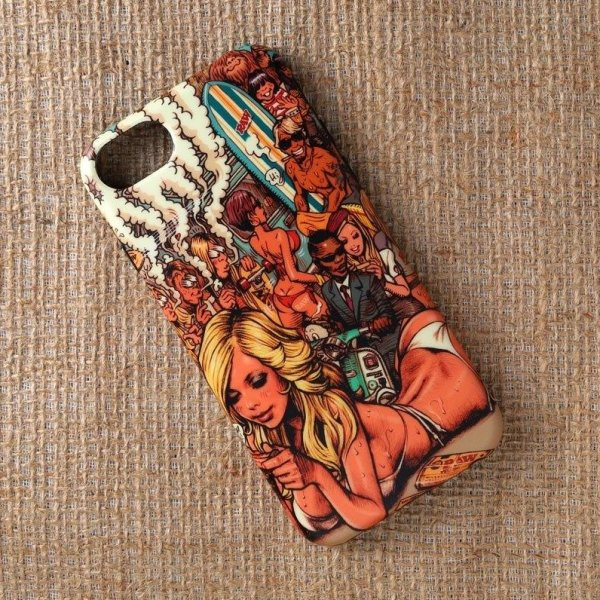 RAW Cell Beach IPhone Cover for 6/7/8