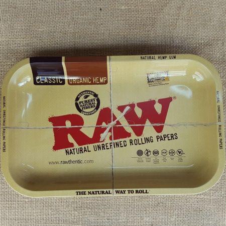 ถาด RAW Rolling Tray - Small - 27.5 ซม. x 17.5 ซม.