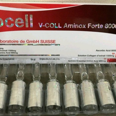 Hit Biocell 5000 Plus (Swiss) 5 ml X 10 Amps Free Shipping+Tracking